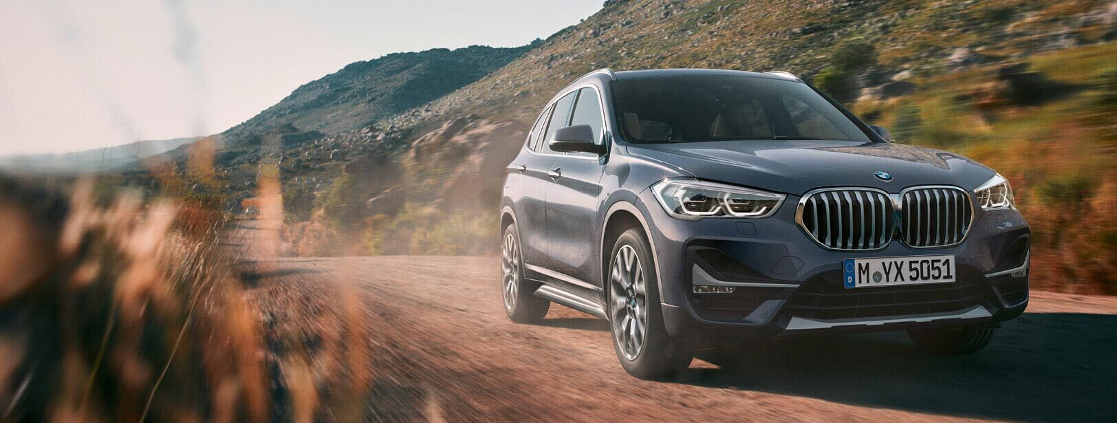 THE X1: Der BMW X1 sDrive18i