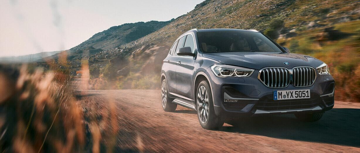 THE X1: DER BMW X1 sDRIVE 18i