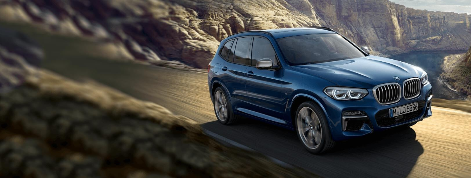 THE X3: DER BMW X3 xDRIVE20i