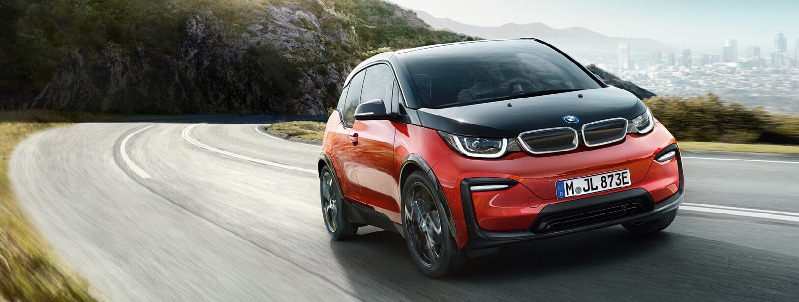 THE I3: DER BMW i3 120 AH.