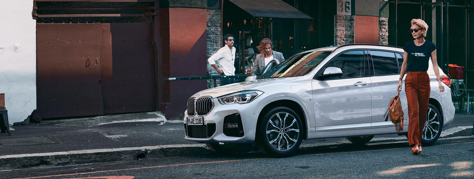 THE X1: DER BMW X1 xDrive25e PLUG-IN-HYBRID