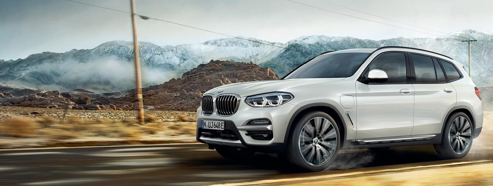 THE X3: DER BMW X3 30e PLUG-IN-HYBRID