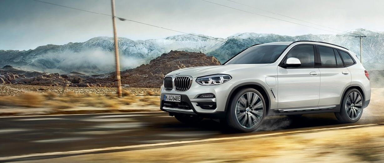 THE X3: DER BMW X3 xDRIVE 30e PLUG-IN-HYBRID