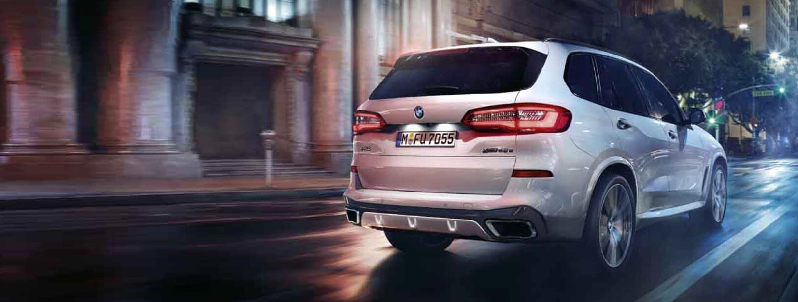 THE X5: DER BMW X5 xDRIVE45e PLUG-IN-HYBRID