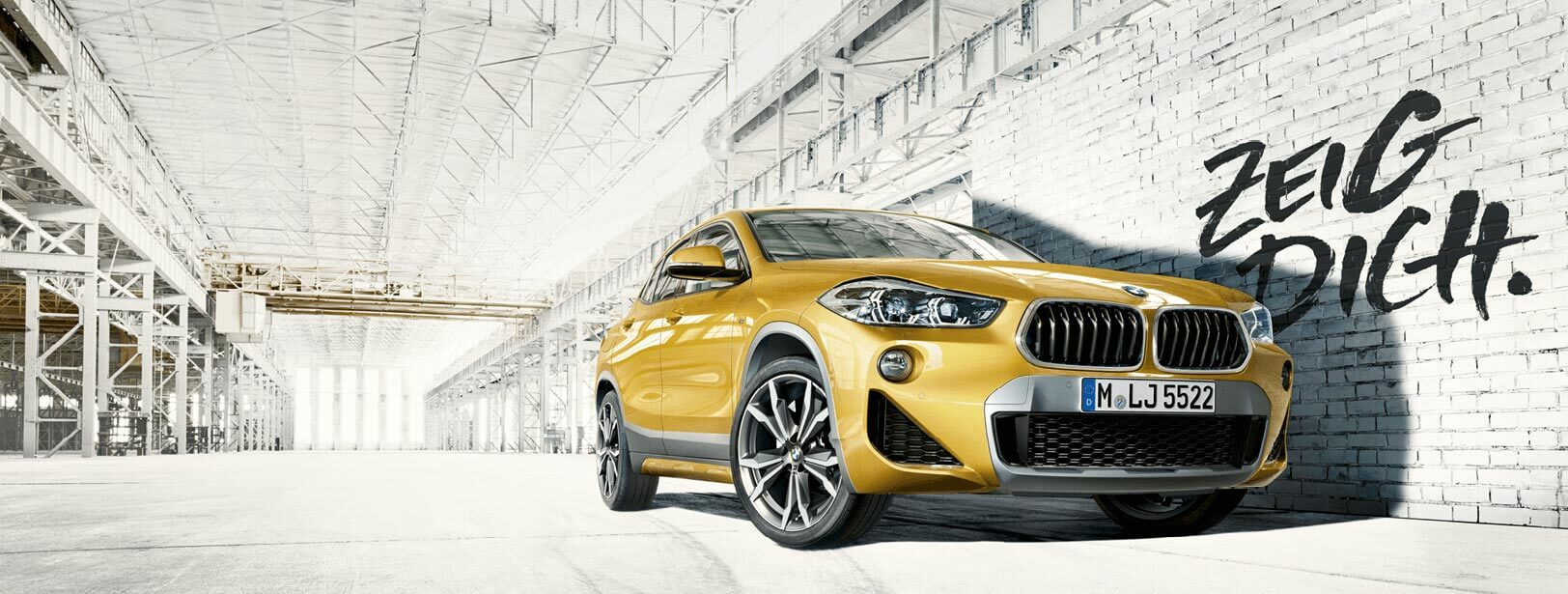 THE X2: DER BMW X2 sDRIVE18i