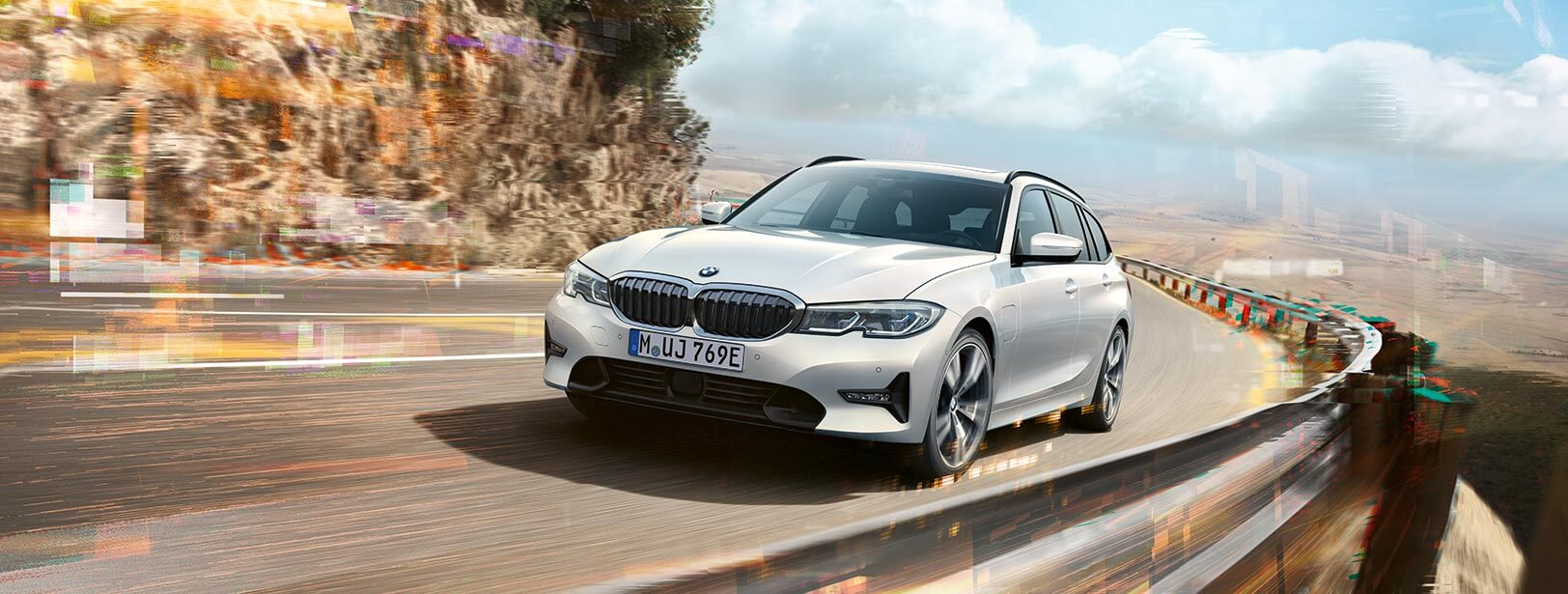 THE 3: DER BMW 320e TOURING PLUG-IN-HYBRID