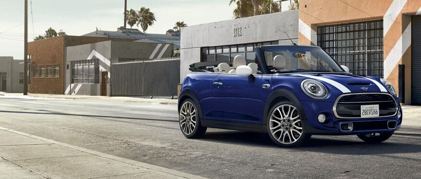 DAS MINI ONE CABRIO.: LIVE UNFILTERED.