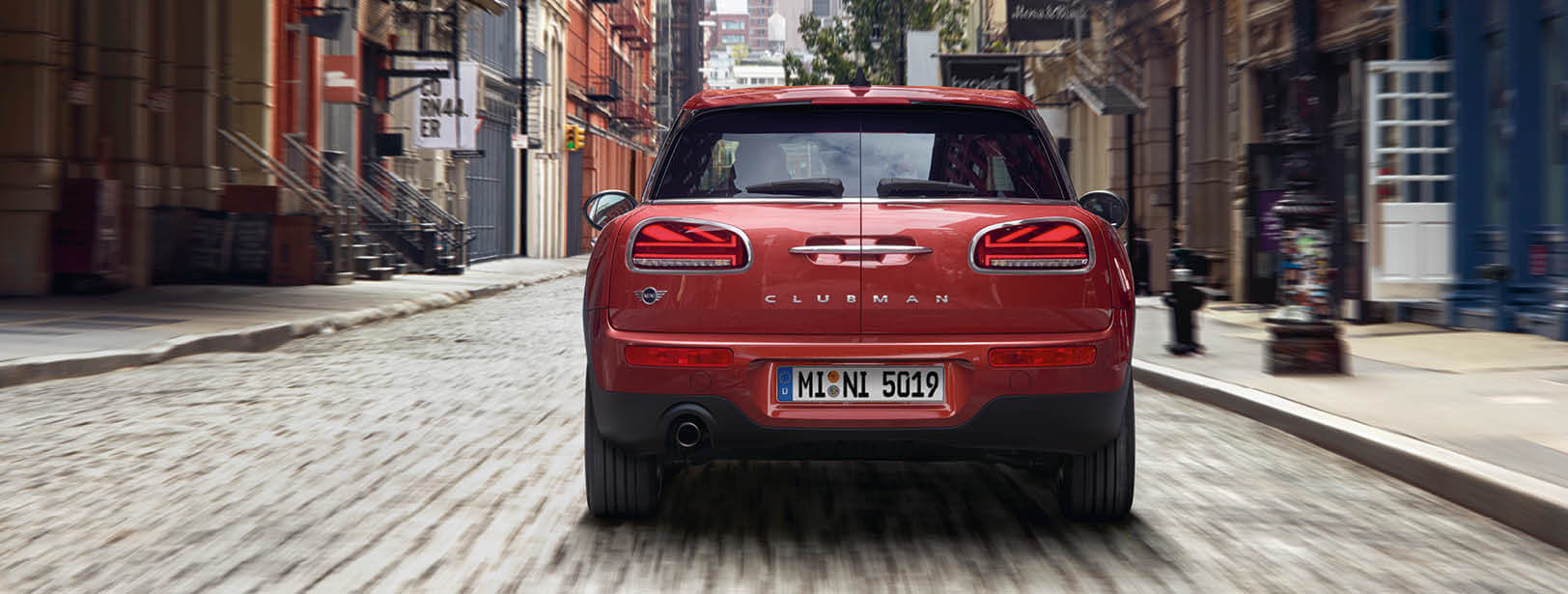 DER MINI COOPER CLUBMAN.: OPTIONAL: MINI SMILE VOLLKASKOVERSICHERUNG⁵
