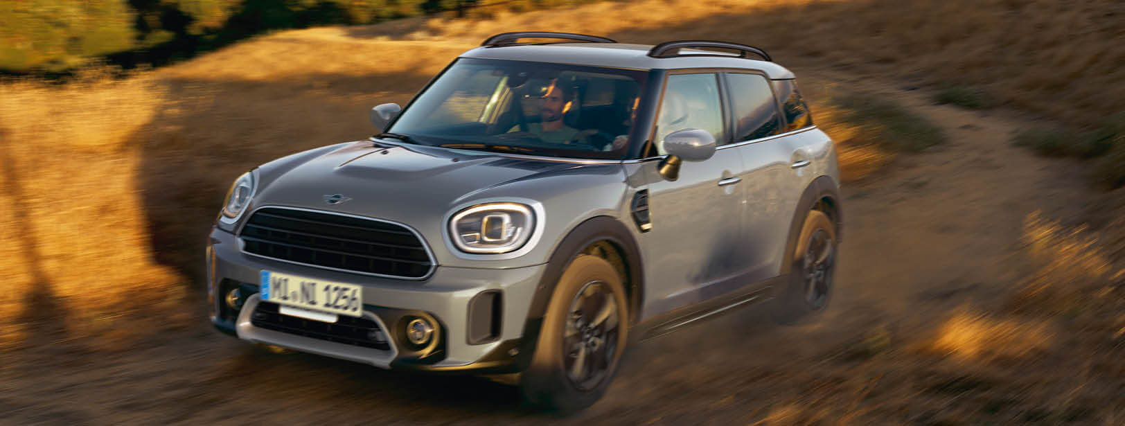 DER MINI COOPER COUNTRYMAN.: OPTIONAL: MINI SMILE VOLLKASKOVERSICHERUNG⁵
