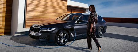 BMW 530e Touring Plug-in-Hybrid