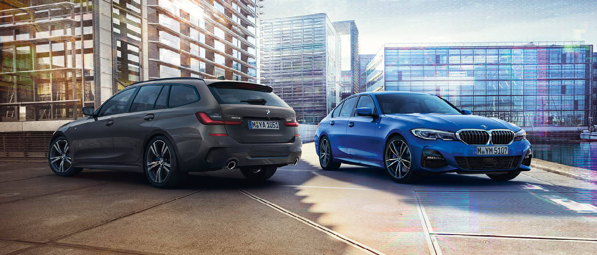THE 3: Der BMW 330e Touring Plug-In-Hybrid.