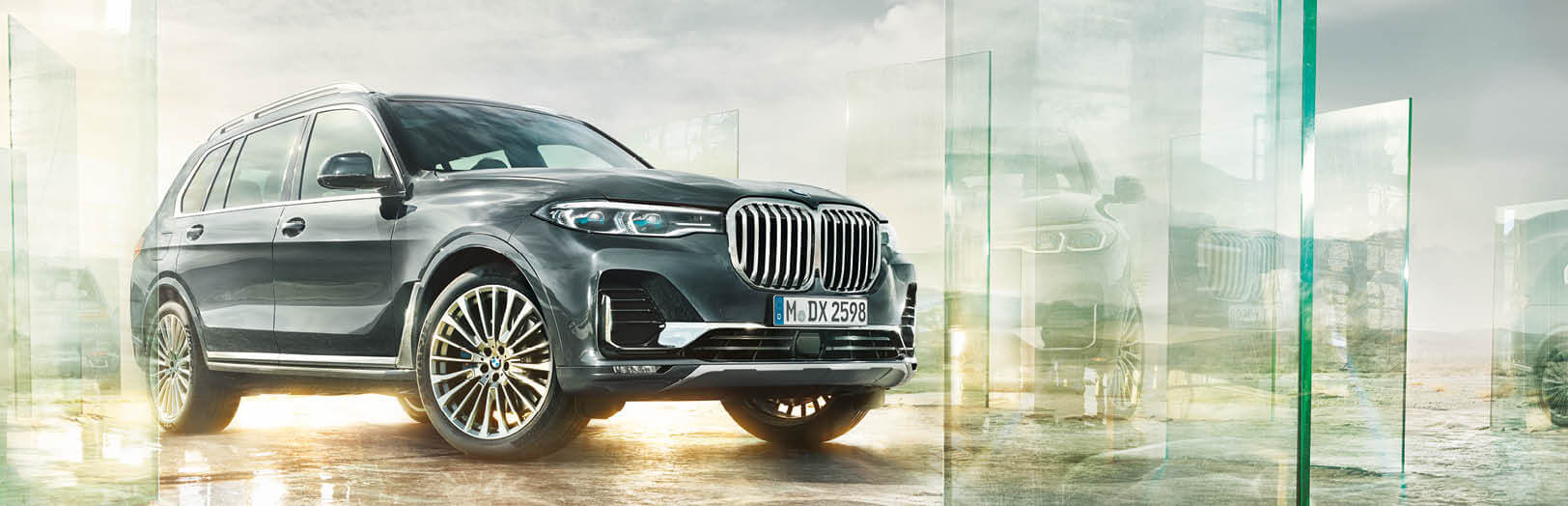 THE X7: Der BMW X7 xDrive40d