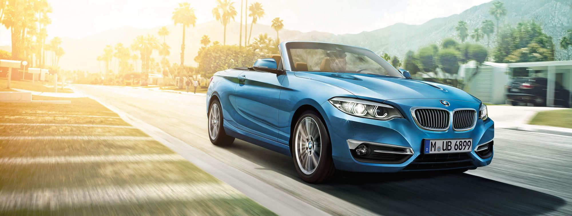 THE 2: Das BMW 218i Cabrio