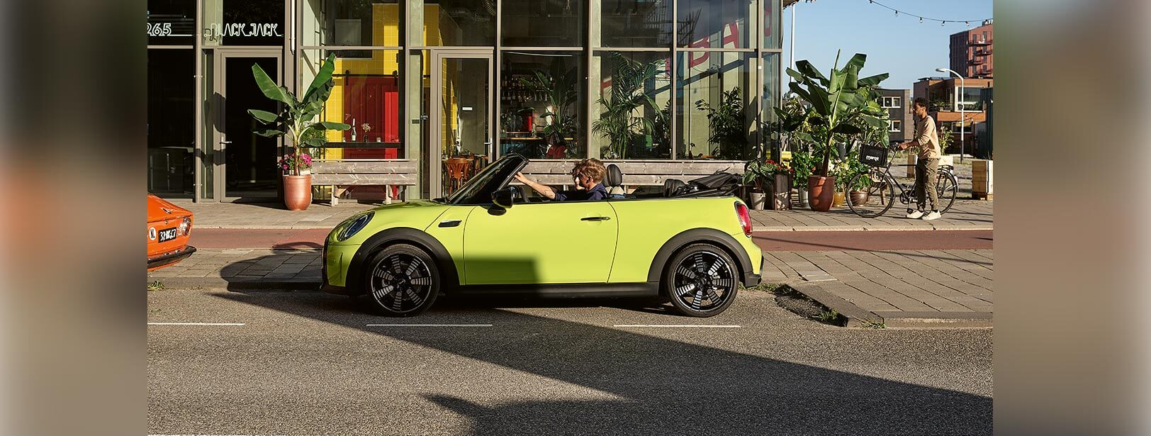 DAS MINI ONE CABRIO .: LIVE UNFILTERED.
